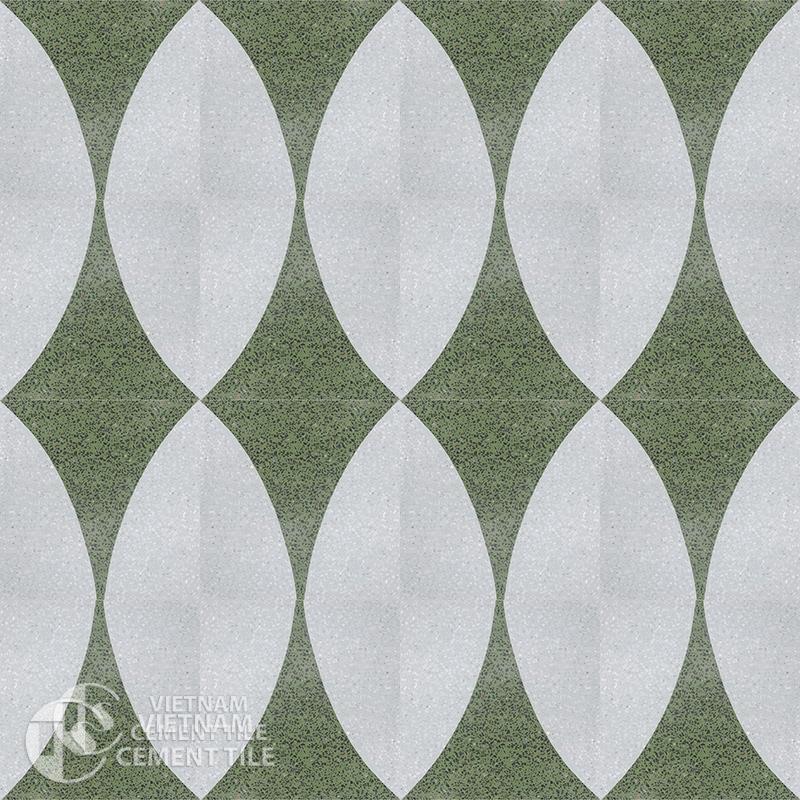 Encaustice Terrazzo tile CTS T105.4-16tiles
