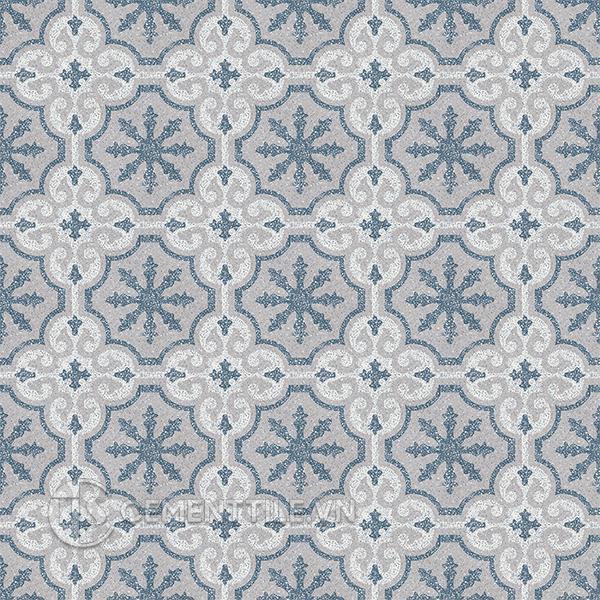 Gạch bông CTS TE-1.16(1-4-9) - 16 viên - Encaustic cement tile CTS TE-1.16(1-4-9) - 16 tiles