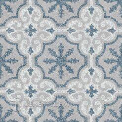 Gạch bông CTS TE-1.16(1-4-9) - 4 viên - Encaustic cement tile CTS TE-1.16(1-4-9) - 4 tiles
