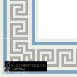 Gạch bông CTS BC103.3(4-9-16) - Encaustic cement tile CTS BC103.3(4-9-16)