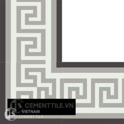 Gạch bông CTS BC103.5(4-9-13) - Encaustic cement tile CTS BC103.5(4-9-13)