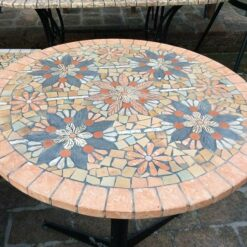 Handmade mosaic table CTS-01