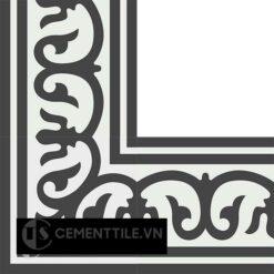 Gạch bông CTS BC102.2(4-13) - Encaustic cement tile CTS BC102.2(4-13)
