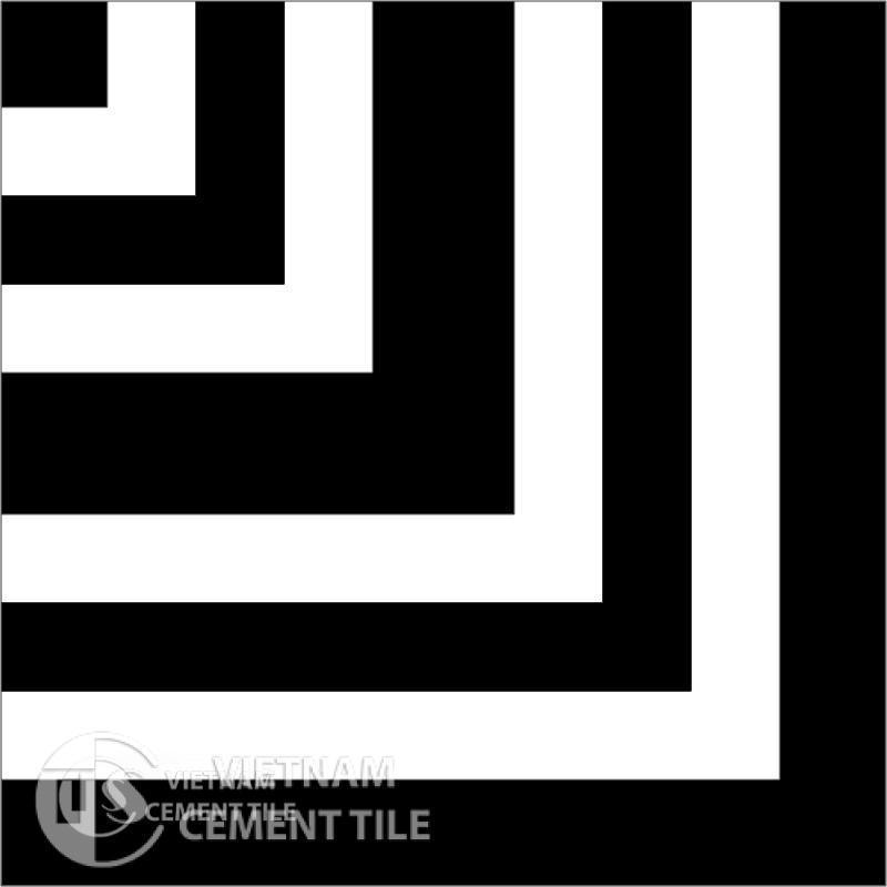 Encaustic cement tile CTS C1020.1