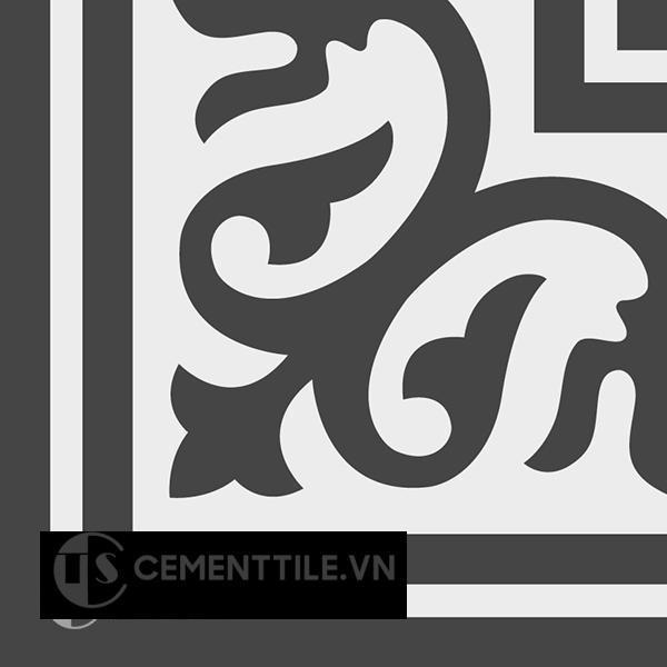 Gạch bông CTS C102.2(4-13) - Encaustic cement tile CTS C102.2(4-13)