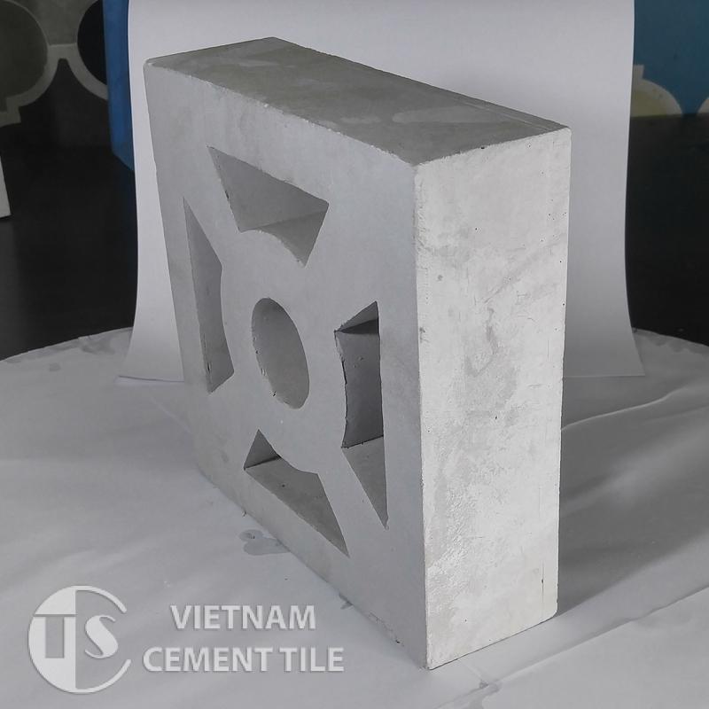 Breeze cement block CTS - BG18