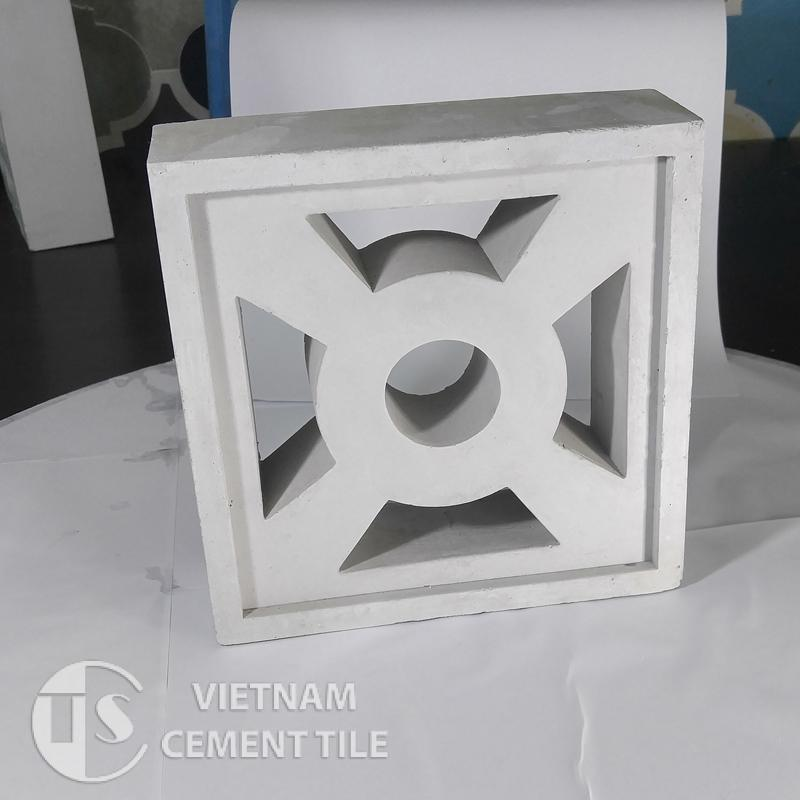 Breeze cement block CTS - BG18