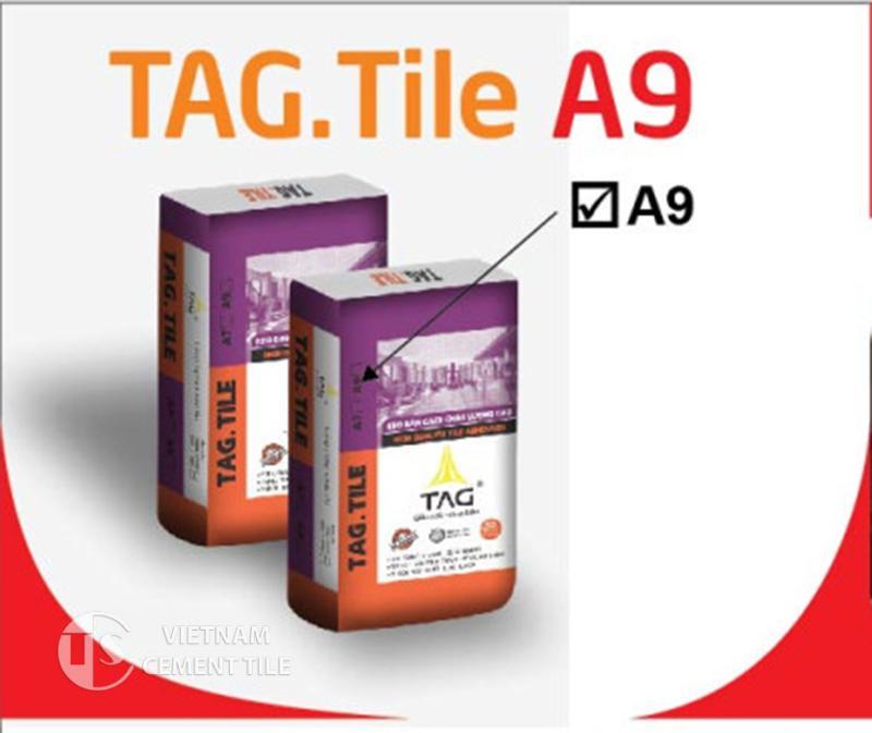Keo dán gạch TAG.Tile A9