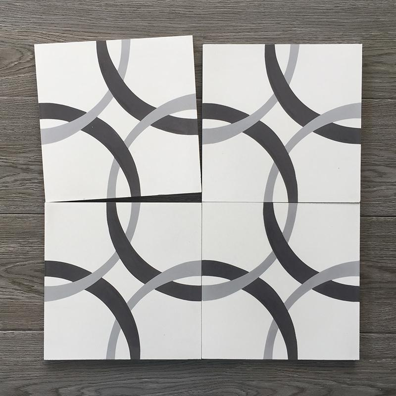 Gạch bông CTS 126.1 + Cement tile CTS 126.1