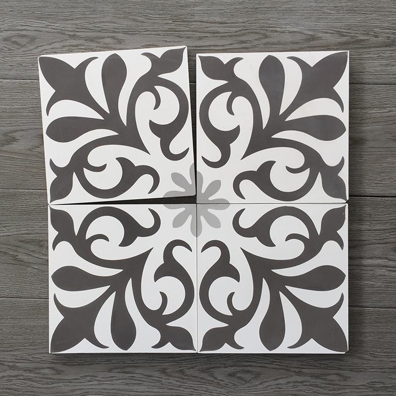 Gạch bông CTS 128.1 + Cement tile CTS 128.1