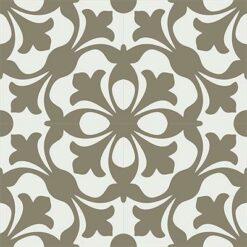 Gạch bông CTS 20.4(4-55)-4 viên - Encaustic cement tile CTS 20.4(4-55)-4 tiles