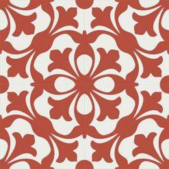 Gạch bông CTS 20.7(4-5)-4 viên - Encaustic cement tile CTS 20.7(4-5)-4 tiles