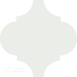 Gạch bông lồng đèn 601 - Encaustic lantern tile CTS 601
