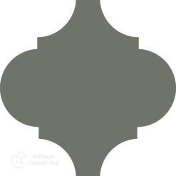 Gạch bông lồng đèn 604 - Encaustic lantern tile CTS 604