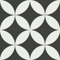 Gạch bông CTS 7.3(4-13) - 4 viên - Encaustic cement tile CTS 7.3(4-13)-4 tiles