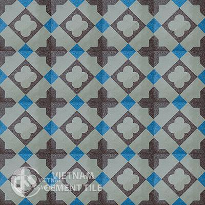 Encaustice Terrazzo tile CTS 108.1 - 16 tiles