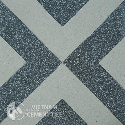 Encaustice terrazzo tile CTS 115 1  Product of Vietnam