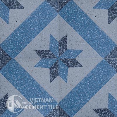 Encaustic Terrazzo tile CTS-Gạch bông Terrazzo