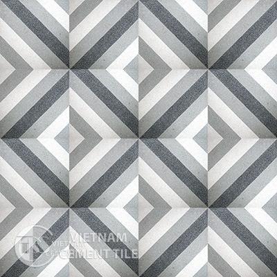 Encaustice Terrazzo tile CTS T25.1 - 16 tiles