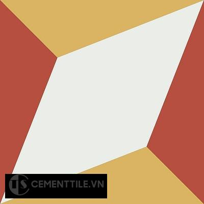 Gạch bông cổ điển CTS 13.2 ( Encaustic cement tile 13.2 )