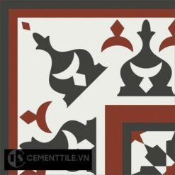 Encaustic cement tile CTS C3.1