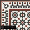 Encaustic cement tile CTS B3.1