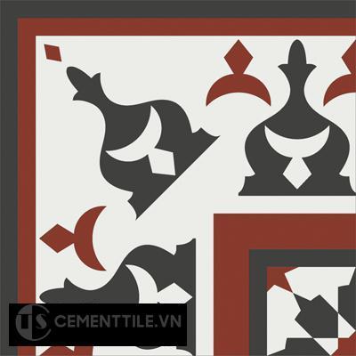 Encaustic cement tile CTS C3.1