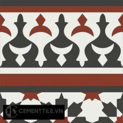 Encaustic cement tile CTS B3.1