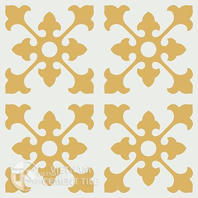 Gạch bông CTS 39.3 (Cement tile CTS 39.3)