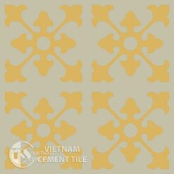 Gạch bông CTS 39.5 (Cement tile CTS 39.5)