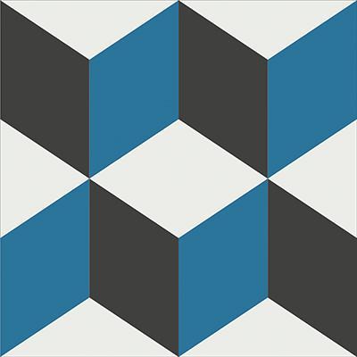 Gạch bông CTS 8.7(4-10-13) - Encaustic cement tile CTS 8.7(4-10-13)
