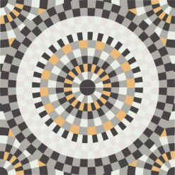 Gạch bông CTS 89,1 (4-6-9-13-54) - 4 viên - Encaustic cement tile CTS 89,1 (4-6-9-13-54) - 4 tiles