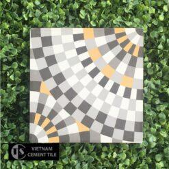 Gạch bông CTS 89.2(4-13-27-50-54) - Encaustic cement tile CTS 89.2(4-13-27-50-54)