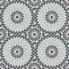 Gạch bông CTS 89.2(4-13-27-50-54) - 16 viên - Encaustic cement tile CTS 89.2(4-13-27-50-54) - 16 tiles