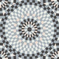 Gạch bông CTS 89.2(4-13-27-50-54) - 4 viên - Encaustic cement tile CTS 89.2(4-13-27-50-54) - 4 tiles