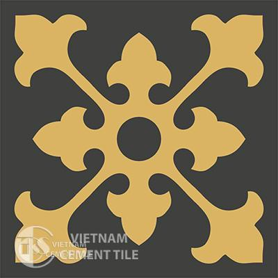 Gạch bông CTS 39.6 (Cement tile CTS 39.6)