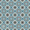 Gạch bông CTS 1.21(4-8-13)-16 viên - Encaustic cement tile CTS 1.17(4-8-13)-16tiles
