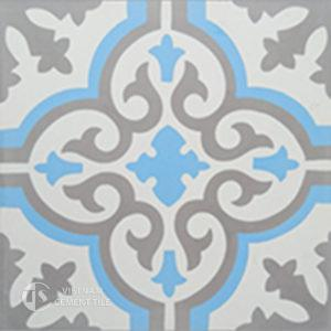 Gạch bông CTS 1.21 (Cement tile CTS 1.21)