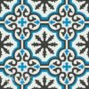 Gạch bông CTS 1.21(4-8-13)-4 viên – Encaustic cement tile CTS 1.17(4-8-13)-4tiles