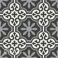Gạch bông CTS 1.27(4-9-13)-4 viên - Encaustic cement tile CTS 1.27(4-9-13)-4tiles