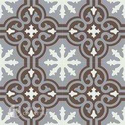 Gạch bông CTS 1.28(4-9-14)-4 viên - Encaustic cement tile CTS 1.28(4-9-14)-4tiles