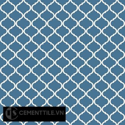 Gạch bông cổ điển CTS 108.1 - 16 viên ( Encaustice cement tile 108.1)