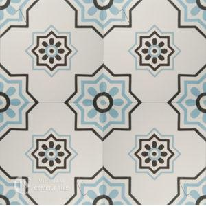 Gạch bông CTS 134.1 (Cement tile CTS 134.1)