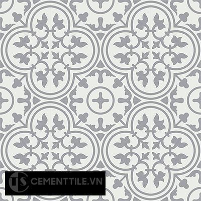 Gạch bông CTS 2.11(4-9)- 16 viên - Encaustic cement tile CTS 2.11(4-9)-16tiles