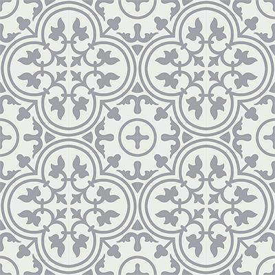 Gạch bông CTS 2.11(4-9) - 16 viên - Encaustic cement tile CTS 2.11(4-9) - 16 tiles