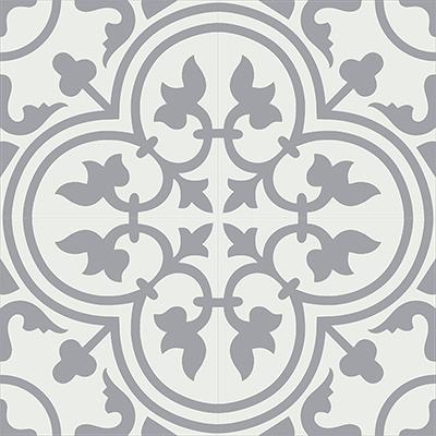 Gạch bông CTS 2.11(4-9) - 4 viên - Encaustic cement tile CTS 2.11(4-9) - 4 tiles