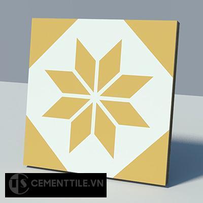 Gạch bông CTS 27.5(4-6) - Encaustic cement tile CTS 27.5(4-6)