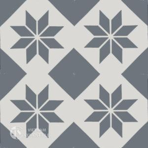 Gạch bông CTS 27.6 (Cement tile CTS 27.6)
