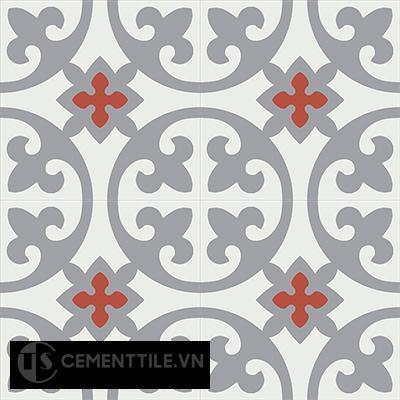Encaustice cement tile CTS 4 3  Product of Vietnam cement
