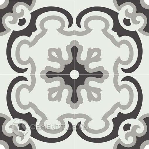 Gạch bông CTS 5.13(4-9-13) - Encaustic cement tile CTS 5.13(4-9-13) - 4 tiles